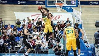 Обзор матча Единая лига ВТБ: «Астана» — «Нижний Новгород»