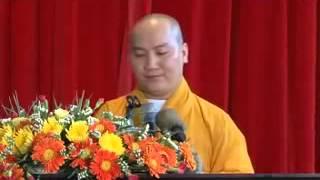 Thầy Thích Phước Tiến 2014 - Hố Sâu Nhân Cách