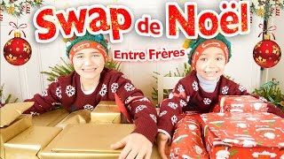 Video SWAP de NOËL entre Frères - Partie 1 MP3, 3GP, MP4, WEBM, AVI, FLV September 2017