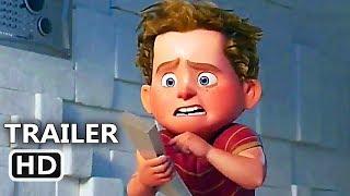 "Video INCREDIBLES 2 ""Dash Destroys House"" Trailer (2018) Disney Pixar Movie HD MP3, 3GP, MP4, WEBM, AVI, FLV Juni 2018"
