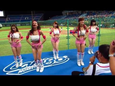 女孩們的舞蹈太犯規啦!