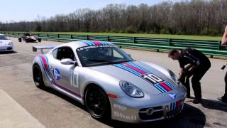 DeMan Motorsport at David Murray Track Days VIR April 2013