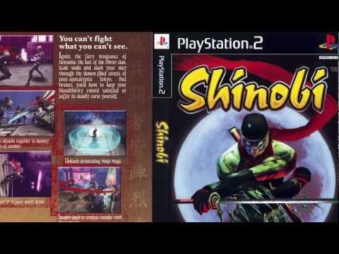 PS2 Shinobi OST - Cool Corporation (ORIGINAL version) Stage 2-A - Sega