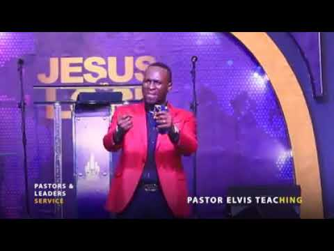 The Deep mystery of the Church well explained (Pastor Elvis Episode 6)