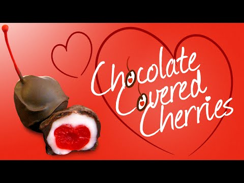 Chocolate Covered Cherries-wed