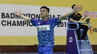 Video Video 'Drama Korea' Firman Abdul Kholik di Semifinal Badminton Asia Team Championship 2018 MP3, 3GP, MP4, WEBM, AVI, FLV Februari 2018