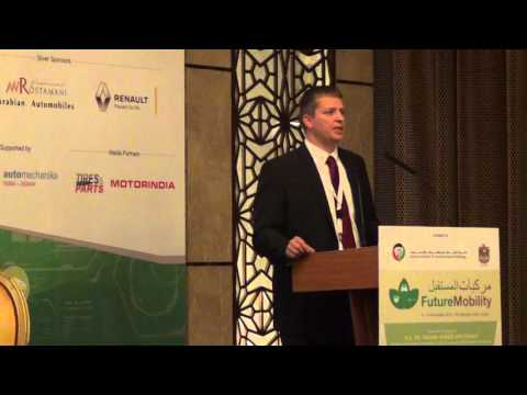 Dr. Daniel Kok - Manager for Advanced Electrified Powertrain Systems Ford Motor Company - USA