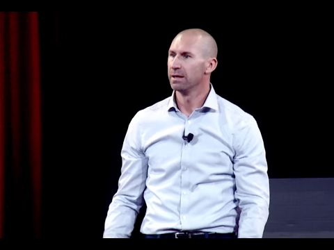 What I've learned as an NBA mascot | Rob Wicall | TEDxSanAntonio