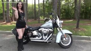 5. 2010 Heritage Softail Classic Harley Davidson for sale