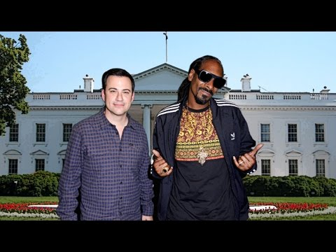 Snoop sits down with Jimmy Kimmel
