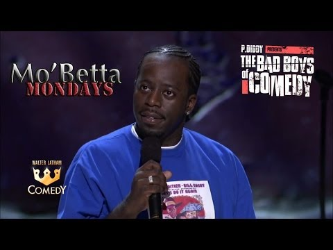 P Diddy Presents Bad Boys of Comedy