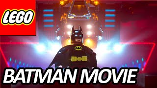 THE LEGO BATMAN MOVIE First Look and Logo Poster Pictures 2017 - レゴバットマン