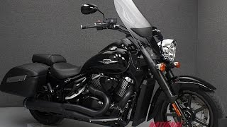 6. 2013  SUZUKI  C90T BOULEVARD 1500 BOSS - National Powersports Distributors