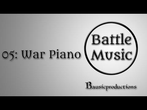 05: War Piano ►BATTLEMUSIC EP
