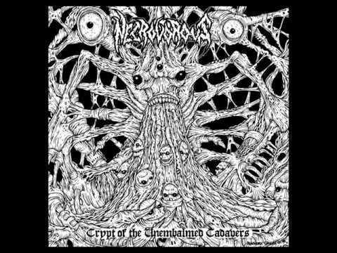 NECROVOROUS - Moribund online metal music video by NECROVOROUS