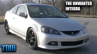 Acura RSX Type S Review:The Integra Nobody Wanted by That Dude in Blue