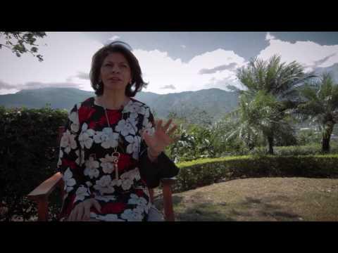 Laura Chinchilla sobre sistema porcentual para incluir mujeres en partidos políticos