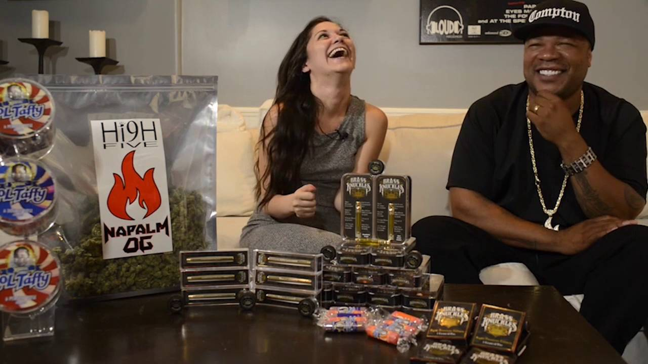 Edibles Magazine Interview with Xzibit