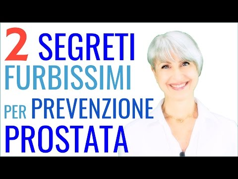 2 consigli naturali per la prevenzione alla prostata