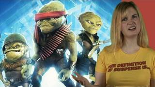 Nonton Aliens In The Attic Movie Review  Beyond The Trailer Film Subtitle Indonesia Streaming Movie Download