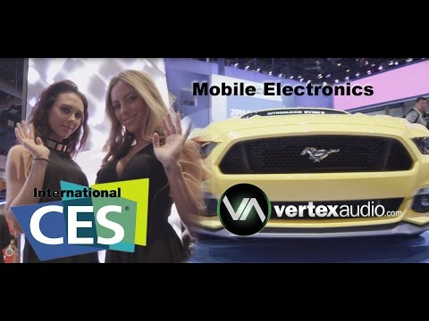 CES 2015 Mobile Electronics