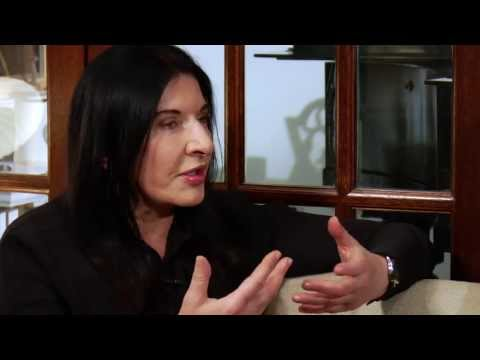 Marina Abramovic on MAI - Prototype thumbnail