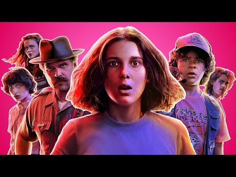 "Stranger Things 3 Song - ""Just Another Strange Day"""