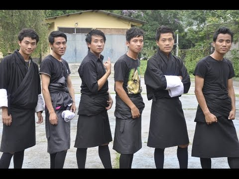 latest bhutanese rigsar dance-2015