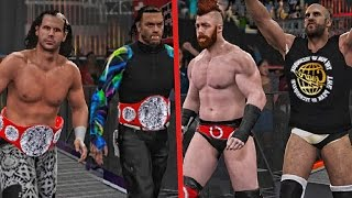 The Hardy Boyz to defend RAW tag team title at WWE Payback against Cesaro and Sheamus leave comment below who should win this match at WWE Payback. If enjoy ...