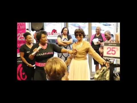 LOVEYOURCURVES Detroit - Ashley Stewart