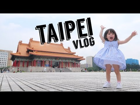 Taipei Vlog   Andi Manzano Reyes