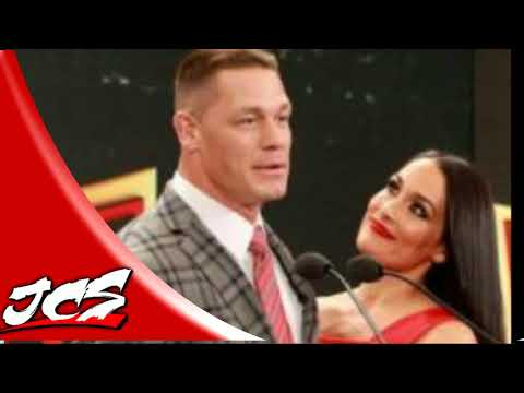 John Cena & Nikki Bella  END RELATIONSHIP !