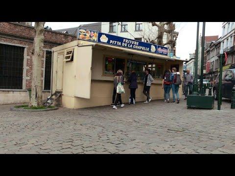 العرب اليوم - بلجيكا تضفي طابعًا رياديًا على أكشاك بيع البطاطا