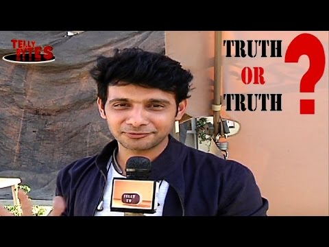 Viraf Patel plays ' Truth Or Truth'