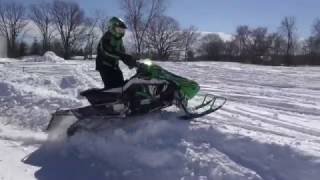 3. 2010 Arctic Cat F8 Sno-Pro part 2