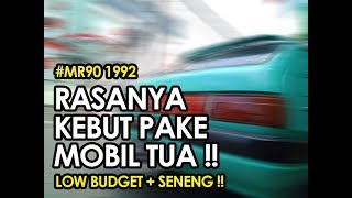 Video Rasa GEMPA !! Coba kebut pake mobil tua - Mazda MR90 Daily Driven MP3, 3GP, MP4, WEBM, AVI, FLV Oktober 2018