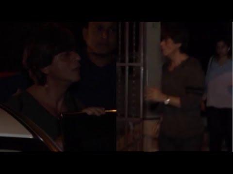 Shah Rukh Khan Spotted Shankar Mahadevan Office