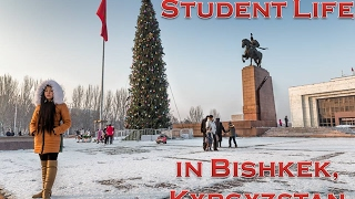 Life Of a Student IN BIshkek ,Kyrgyzstan. No Copyright Free Music GENERIC MUSIC CINEMATIC Music https://www.youtube.com/watch?v=l_nyMMvQSQo ...