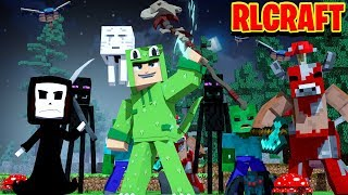 We are CREATING an ARMY! (RLcraft #5)