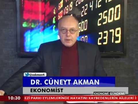 Dr. Cüneyt Akman'la Piyasalar: Borsada iyimserlik devam edecek mi?