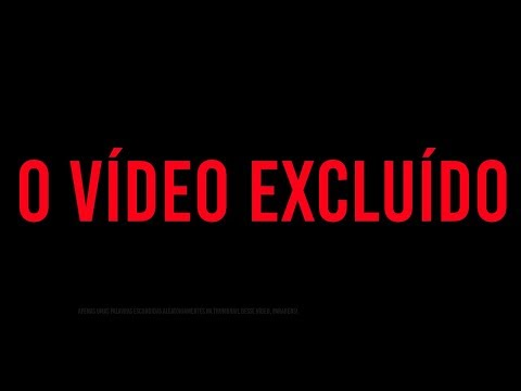 Chipart - VÍDEO EXCLUÍDO!!
