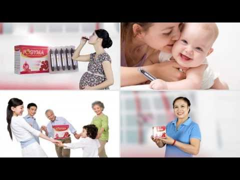 FOGYMA - Hỗ trợ phòng và điều trị thiếu máu do thiếu sắt
