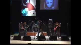 Выступление музыкантов Бетельгейзе в составе группы Галыгинская Гать