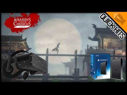 Assassin's Creed Chronicles : China Playstation 4