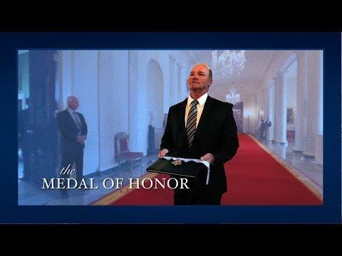white - The Medal of Honor is the highest military honor awarded by the United States. Take a look behind the scenes at what goes into the award presentation at the White House.