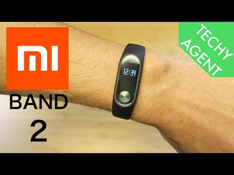 Xiaomi Mi Band 2 - Fitness REVIEW