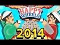NEW YEAR FAILURE - Happy Wheels