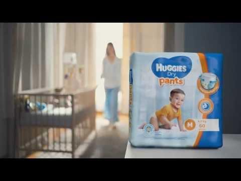 Huggies® Dry Pants Super Jumbo Pack x3 (Size S66/ M60/ L50/ XL44/ XXL36)
