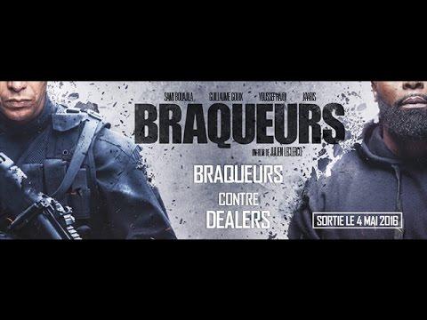 Interview Braqueurs - Kaaris, Sami Bouajila, Guillaume Gouix, Julien Leclercq
