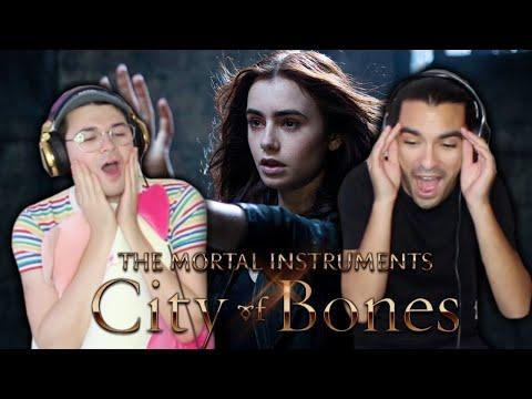 WHO LET **THE MORTAL INSTRUMENTS: CITY OF BONES** HAPPEN? (W/ PRETTYMUCHIT)